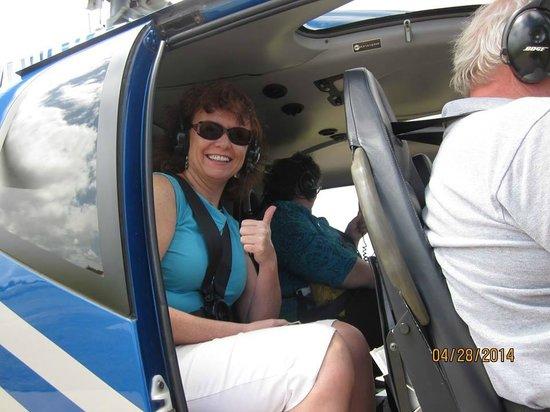 Blue Hawaiian Helicopters - Kauai : Ready for takeoff