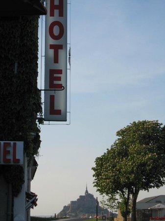 La Digue : ホテル外観