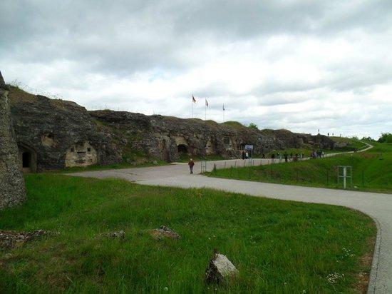 Champ de bataille de Verdun : Fort de Douaumont