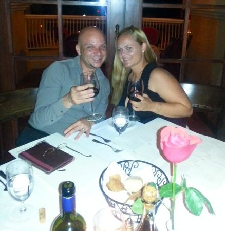 Il Mulino - Miami : my firnd and I