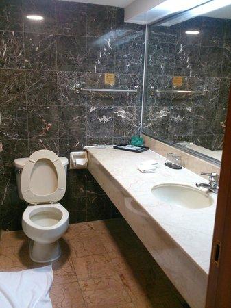 BEST WESTERN Park Hotel Xiamen: 浴室
