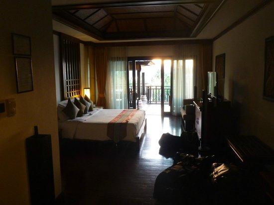 Fair House Villas & Spa : la chambre