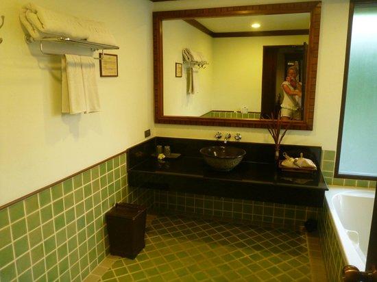 Fair House Villas & Spa : Salle de bain
