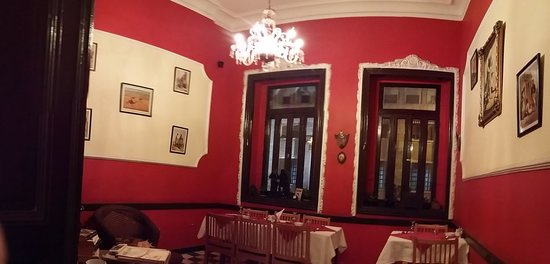 Oasis Palace: Ok decoration, heavy style