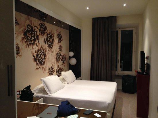 Fabio Massimo Design Hotel : Bedroom