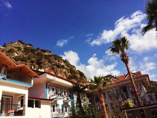 Akdeniz Beach Hotel : Отель