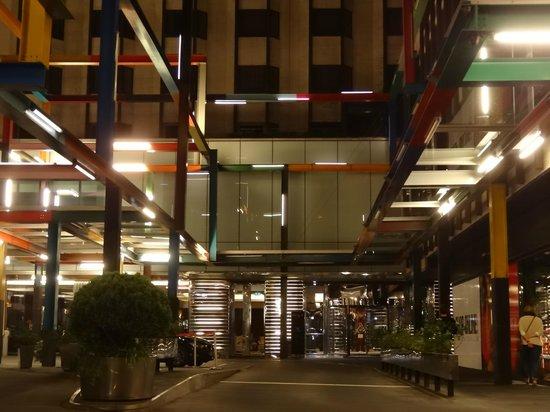 Porto Palacio Congress Hotel & Spa: Vue extérieure de l'hôtel