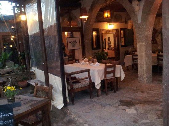 Old Grapevine Restaurant: Restaurant