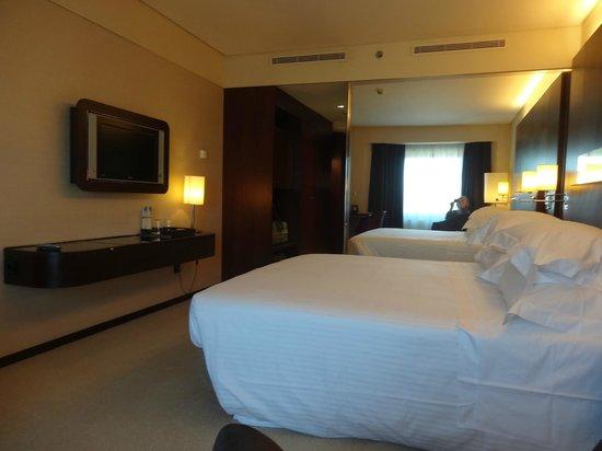 Porto Palacio Congress Hotel & Spa: Chambre 617