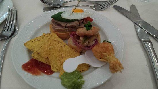 Princesa Yaiza Suite Hotel Resort: tapas