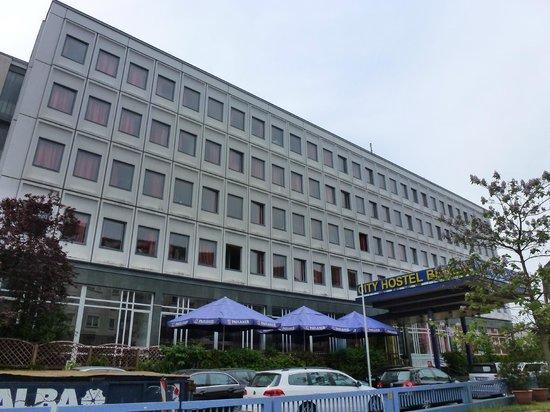 City Hostel Berlin: El Hotel