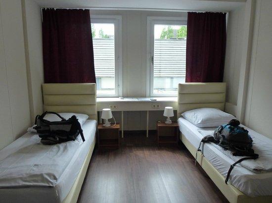 City Hostel Berlin: Habitacion dobre