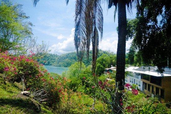Hotel & Club Punta Leona: View on the way to Playa Blanca