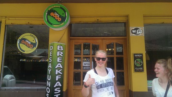 Baño Discapacitados Traduccion:was amazing!: fotografía de Cafe Good Books & Food, Baños