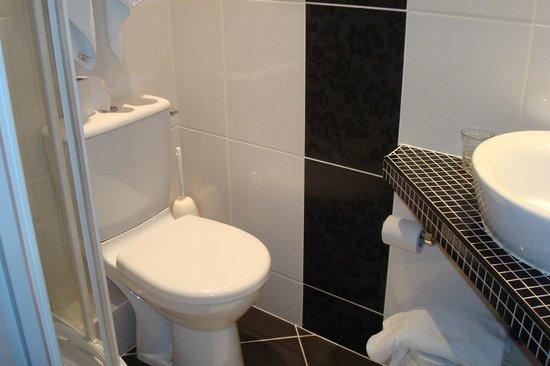 Hotel L'interlude: il bagno