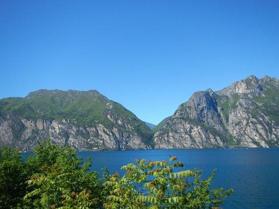 Lago di Garda: Paisagem