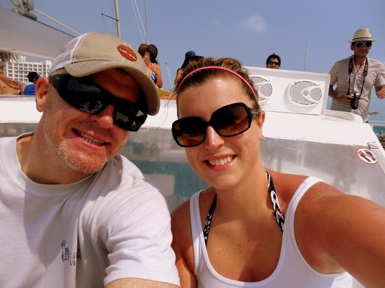 Samba Catamarans: Great time on the catamaran