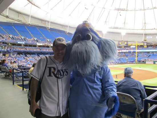 Tropicana Field : Fun for Fans of ALL ages!