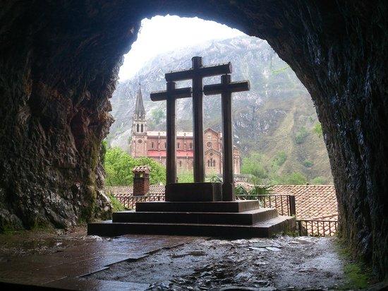 Santuario de la Virgen de Covadonga: 05