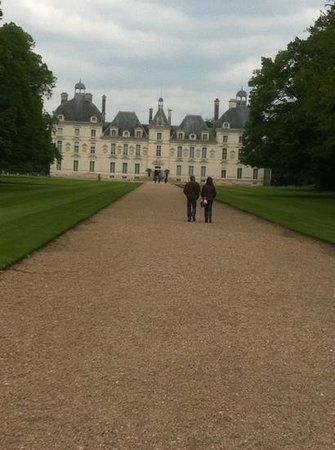 Chateau de Cheverny: cheverny