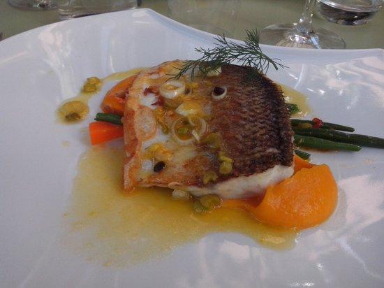 La Table 2 de Julien: poisson