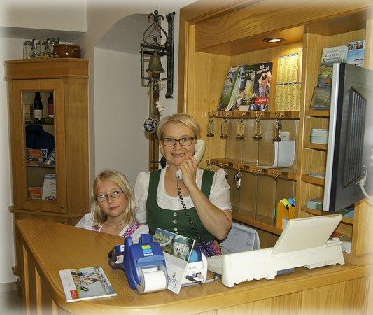 Gasthof-Pension Schuetz: Reception