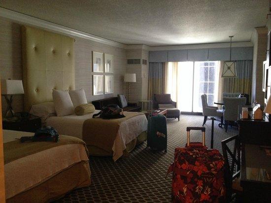 Caesars Palace : Room 3494