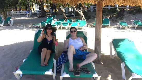 VH Gran Ventana Beach Resort: Hotel Beach