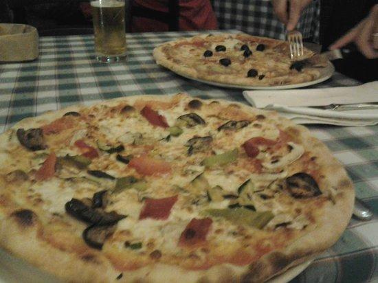 Millennium da Pippo : Pizza Palermo e Pizza Mafia