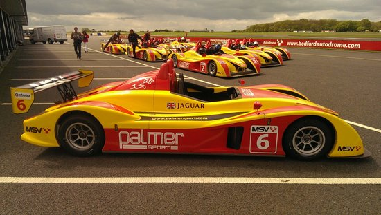PalmerSport: Le-Man style two seater! Prep for the single seater