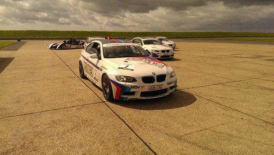 PalmerSport: The BMW M3 Touring car