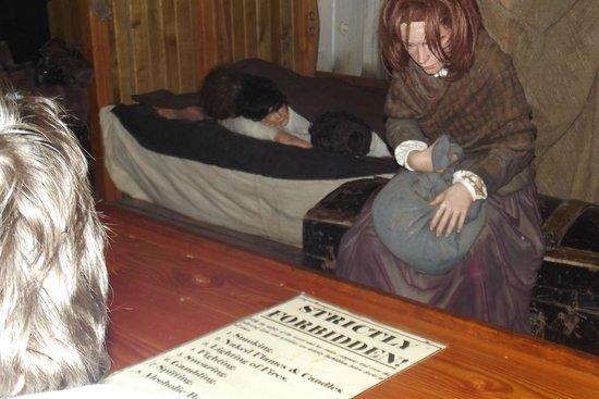 Museo de la hambruna Jeanie Johnston: Jeanie Johnson 4
