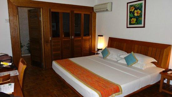 Reethi Beach Resort: interieur de notre reethi villa
