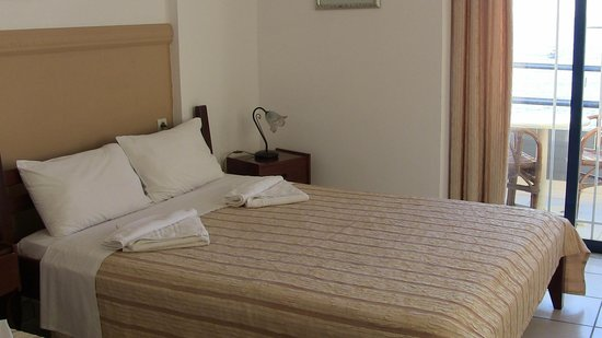 Danaos Hotel: camera