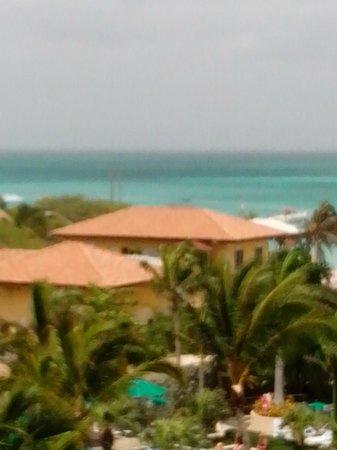 Marriott's Aruba Surf Club: desde el balcon