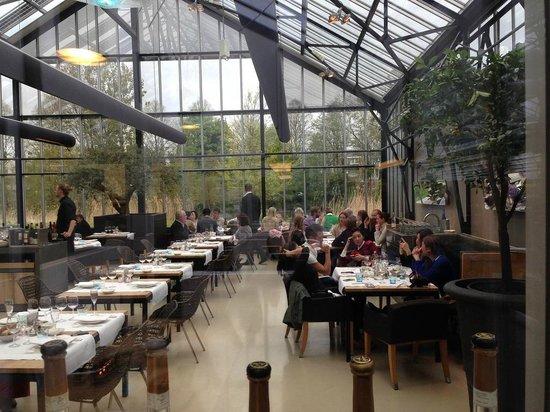 De Kas : A former greenhouse
