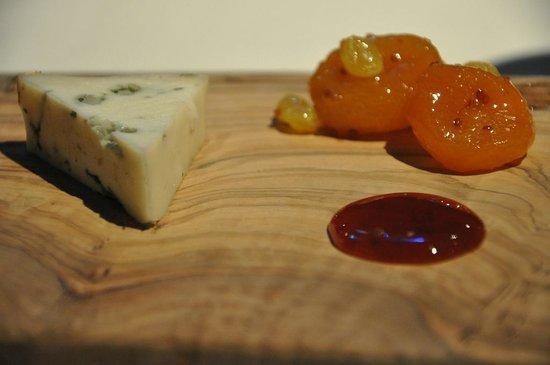 De Kas : Cheese Course