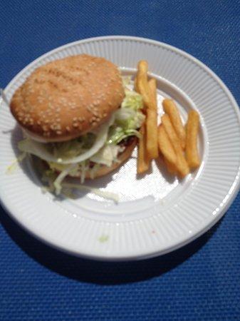 Hotel Condesa de la Bahia: Snack bar