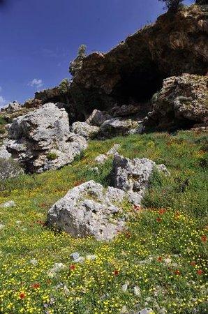 Imbros Gorge : le printemps en crête