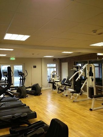 Fernhill Golf and Country Club: Fitness Center