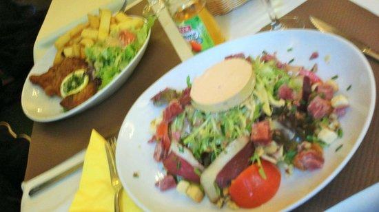 Le Pilier des Anges: very good food