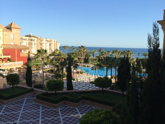 Iberostar Malaga Playa: Desde la habitación 415