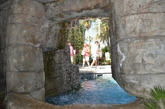 The Annabelle: Taken from behind the fountain heading to the tomb