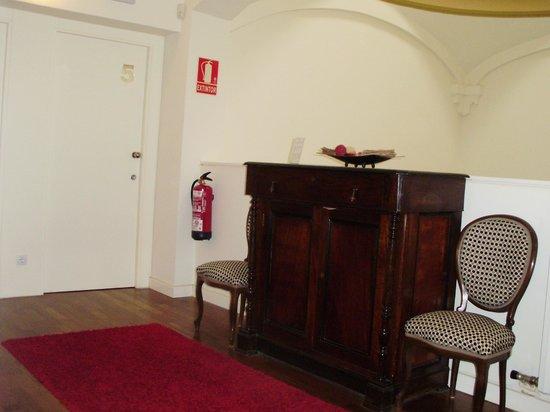 Hotel La Capellania: Zona Común