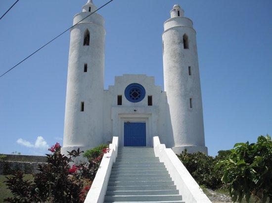 Grotto Bay Bahamas: Clarencetown