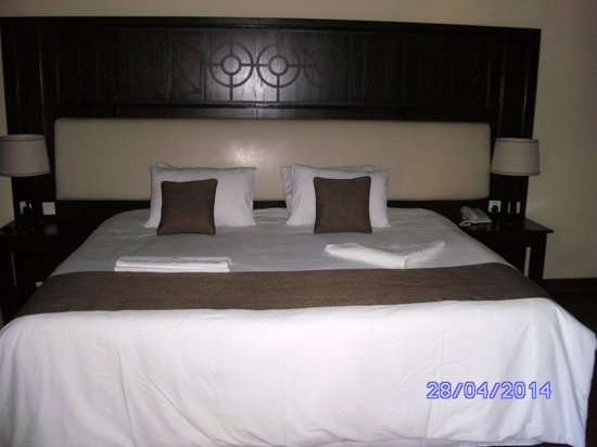 Ekori Lodge: Bedroom