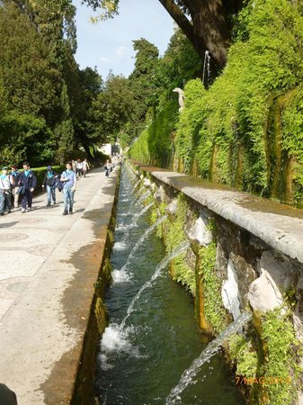 Villa d'Este : Altre fontane