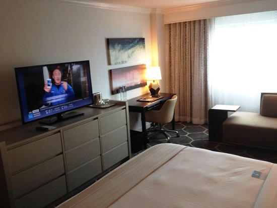 Royal Sonesta Houston Galleria: Room in 2014