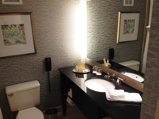 Royal Sonesta Houston Galleria: Bathroom