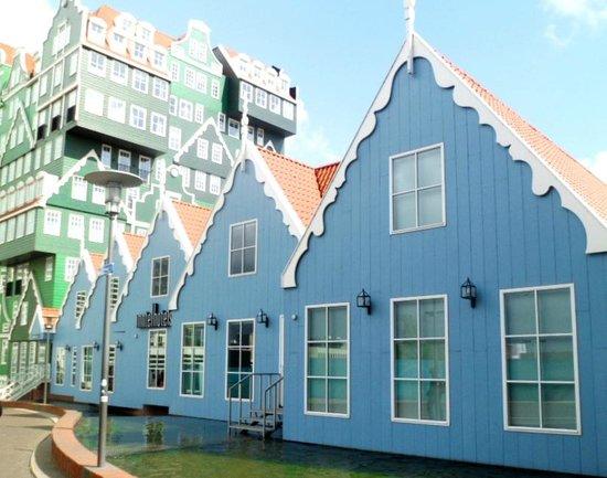 Inntel Hotels Amsterdam Zaandam : Hotel